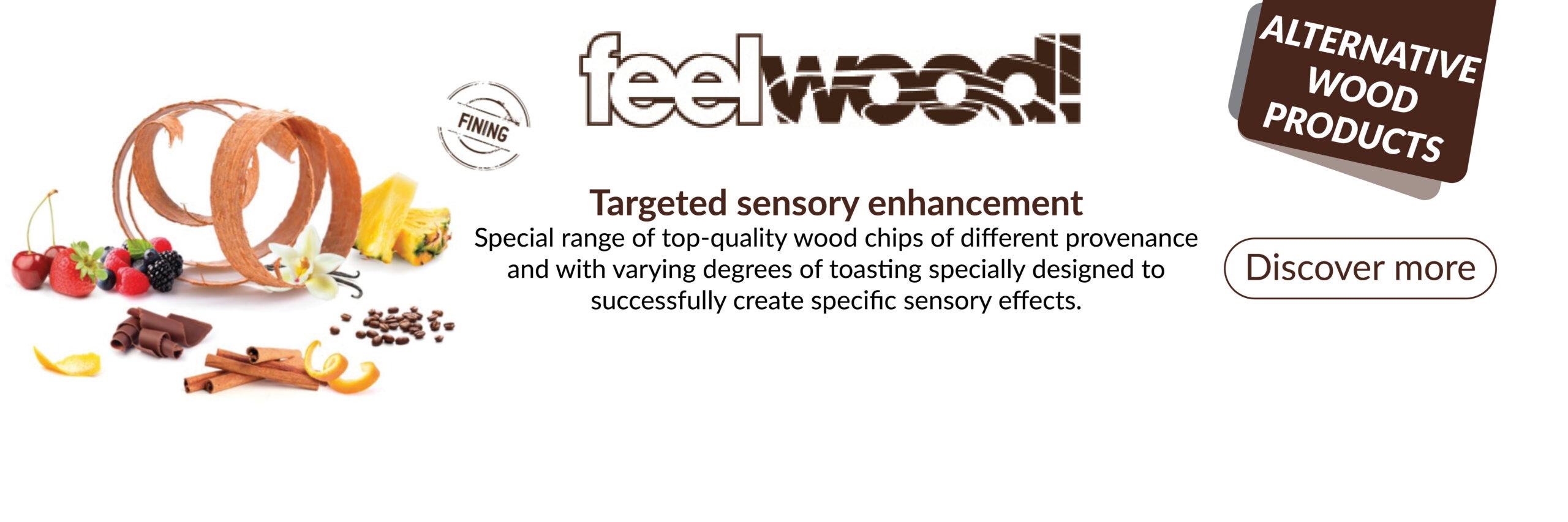 Feelwood! Alternative wood products